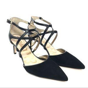 🆕 Sam Edelman Orelon Pointy Toe Ankle Strap